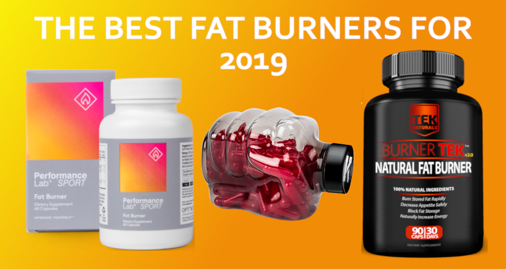 The Best Fat Burners In The UK 2019 - SEE OUR RANKINGS! • LIVE