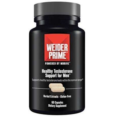 Does Weider Prime work?
