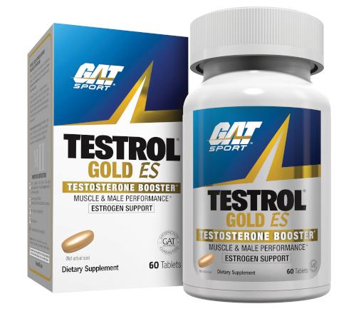 GAT Testrol Gold ES bottle image
