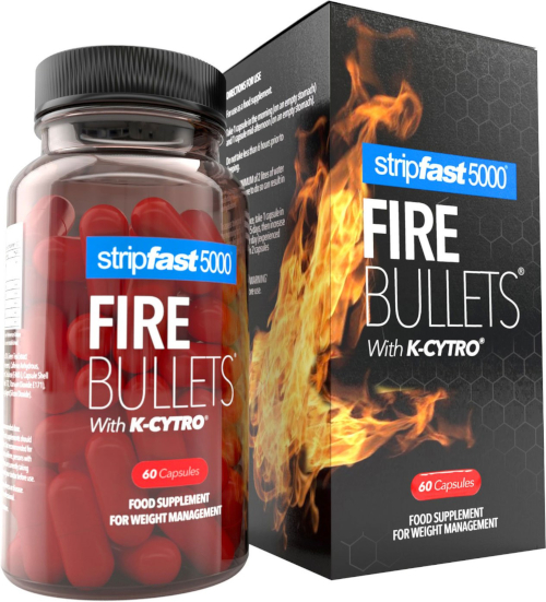 StripFast 5000 FIRE BULLETS review
