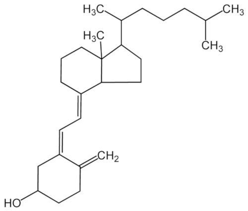 Vitamin D Weider Prime ingredients