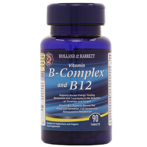 B12 supplement risks
